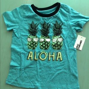 NWT Epic Threads Toddler Tee 3T